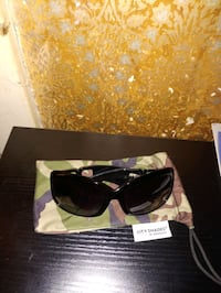 NYS Collection sunglasses with case
