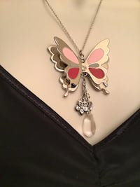 Beautiful Butterfly Necklace Chesapeake, 23320