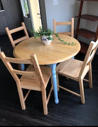 Dining table and 4 chairs Hyattsville, 20782