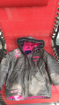 Souris Mini wind/rain jacket 5-6 yrs old  Montreal, H4A 3N3