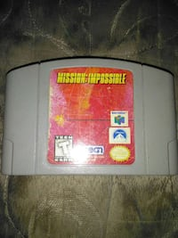 nintendo 64 mission impossible Anaheim, 92801