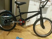black bmx bicycle Vancouver, V6A 1R5