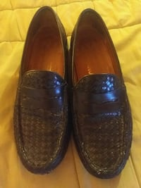 Salvatore Ferragamo Biagio black leather shoes Las Vegas, 89121