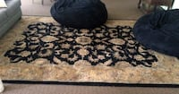 Hand Made in India Wool Rug DENVER