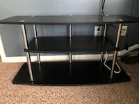 black wooden TV stand with mount Sparks, 89436