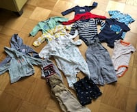 9 month baby bundle  Derwood, 20855