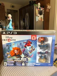 Disney Infinity 2.0 for PS3 Lincoln, L0R