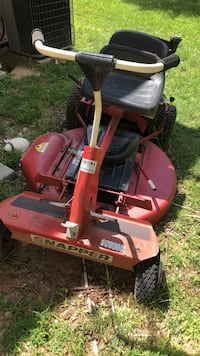 Snapper Ride on Lawn Mower