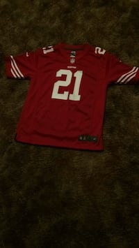 San Francisco 49ers Frank Gore Jersey s Sparks, 89431