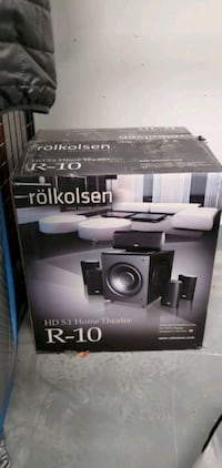 Rolkolsen Home Theater Solutions R-10 Hd 5.1  Toronto, M3N 1R5