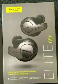 Sealed -Jabra Elite 65t Toronto, M1S