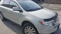 Ford edge 2007 SEL 4wd  touch navigation heated seats ext Toronto