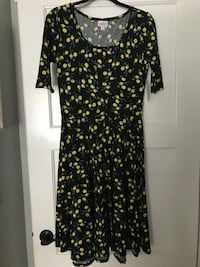 LuLaRoe Lemons Print Dress Anaheim, 92807