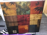 assorted-color abstract painting Wilmot, N3A 4N1