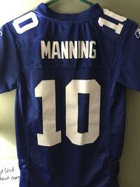 Jersey manning Size small Boca Raton, 33496