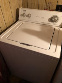 Washer and dryer. For an older unit they work incredible. Asking $75 each obo. They will be available on the 6th due to moving  Mesa, 85209