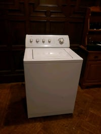 Lifesaver Appliance estate washer we deliver