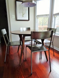 West Elm dining table Frederick