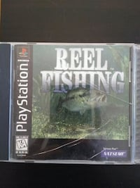 PS1 Reel Fishing  Vaughan, L4L