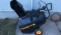 Black and yellow cub cadet zero turn mower Milton, L9T 3B8