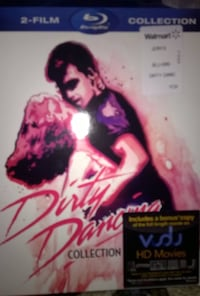 Dirty Dancing Two Movie Set BluRay Liberty Twp, 45011