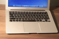 """2015 MacBook Air 13"""" / Like new in the box / Best software / Core i5 Burnaby"""