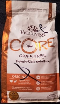 Grain Free Cat Food 5 Pound Bag Huntington Beach