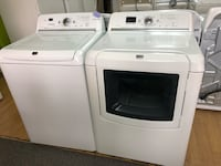 Maytag white washer and dryer set  Woodbridge, 22191