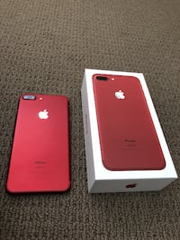 Apple iPhone 7 Plus (PRODUCT)RED - 256GB - Red (Xfinity) A1661 (CDMA + GSM)