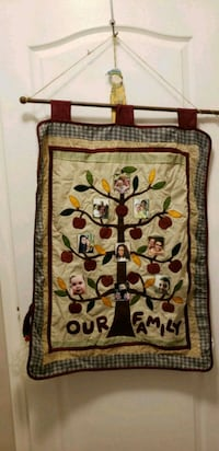 Family tree hanging piece  Whitby, L1M 2M3