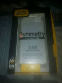 I phone 6 6s clear otter box  Winnipeg, R2C 0N3