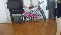 Good condition bikes Mississauga, L5K 1B6