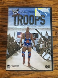 WW Holiday Tribute to the Troops - 2 discs!
