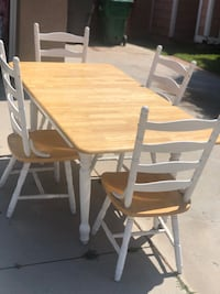 Kitchen table and chairs Moreno Valley, 92553