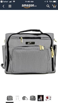 Juju be Diaper Bag NEW Toronto, M6M 2E6