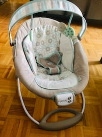 Vibrating Musical Baby Chair Toronto, M9C 2A7