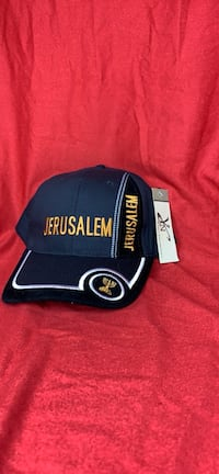 Israel Men's And Women's Hat  Atlanta