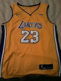 LeBron James Brand New Lakers Jersey  Whittier, 90605