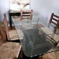 Beautiful unique Dining set price reduced Calgary, T2A 6J1