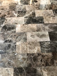 Large Marble Table