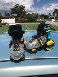 Boys skates size 1-2 adjustable Kissimmee, 34741