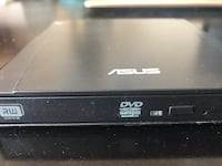 Asus Portable RW DVD Player St Catharines, L2M 7S3
