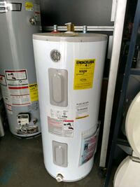 white and gray water heater Los Angeles, 90029