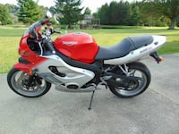2000 Triumph tt600 Sport Bike like new Las Vegas
