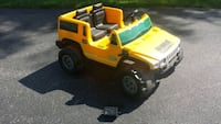 Hummer H2 Little Tikes Power Wheels ride on toy Victor, 14564