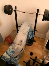 Set de musculation  Saint-Denis, 93210