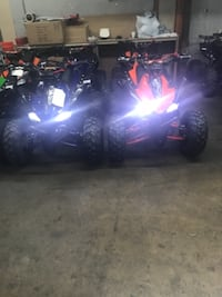 New Gas ATV Fully Automatic 125cc Chicago