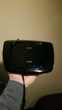 Linksys wireless-n router Quincy, 02169