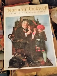 Norman Rockwell: A Sixty Year Retrospective Lawrenceville