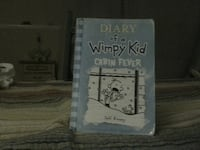 Cabin fever diary of a wimpy kid null